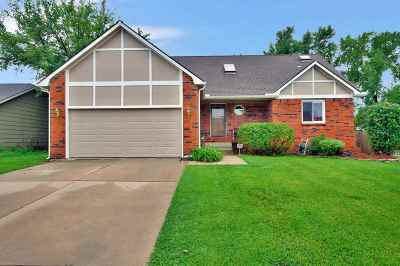 Bel Aire Single Family Home For Sale: 4218 N Eagle Lake Ct