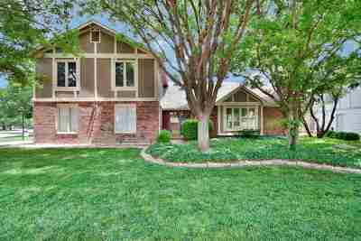 Wichita Single Family Home For Sale: 1548 N Amarado Ct
