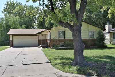 Wichita Single Family Home For Sale: 233 S Brunswick St