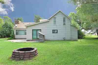 Haysville Single Family Home For Sale: 9361 S Meridian Ave