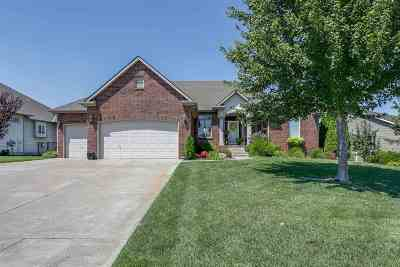 Wichita  Single Family Home For Sale: 13208 E Tallowood Dr