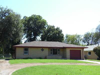 Belle Plaine Single Family Home For Sale: 411 W 4th Ave