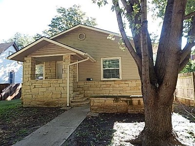 Winfield Single Family Home For Sale: 1214 Millington