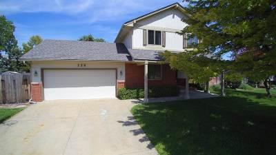Andover Single Family Home For Sale: 126 S Lexington