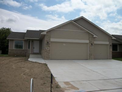 Haysville Single Family Home For Sale: 1303 E Berlin St