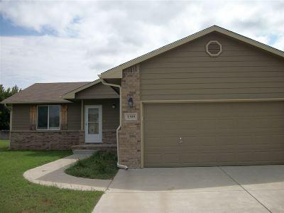 Haysville Single Family Home For Sale: 1309 E Berlin St