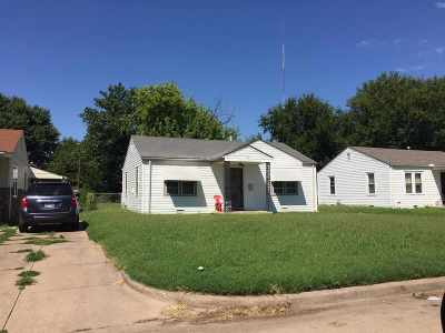 Wichita Single Family Home For Sale: 1847 N Minneapolis Ave