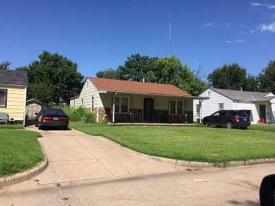 Wichita Single Family Home For Sale: 1841 N Minneapolis