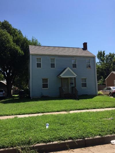 Wichita Single Family Home For Sale: 548 N Green St