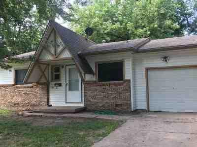 Haysville Single Family Home For Sale: 355 Stewart