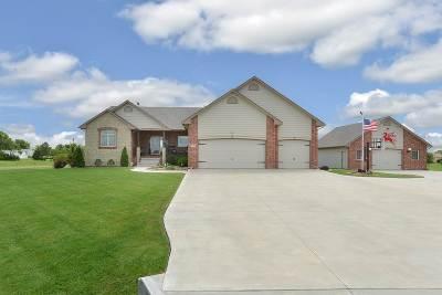 Goddard KS Single Family Home For Sale: $489,900