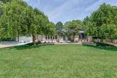 Wichita Single Family Home For Sale: 7900 E Killarney