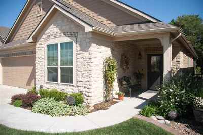Wichita Single Family Home For Sale: 13722 W Verona St.