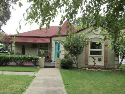 Arkansas City Single Family Home For Sale: 1215 N 3