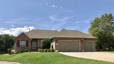 Wichita Single Family Home For Sale: 2041 N Paddock Green Court