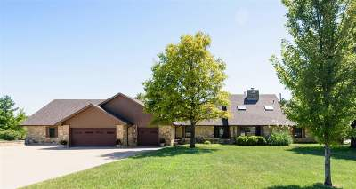 Winfield Single Family Home For Sale: 1 Braid Hills Dr.