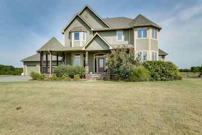 Sedgwick Single Family Home For Sale: 2700 W Jester Creek Rd