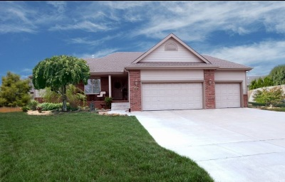Andover KS Single Family Home For Sale: $260,000