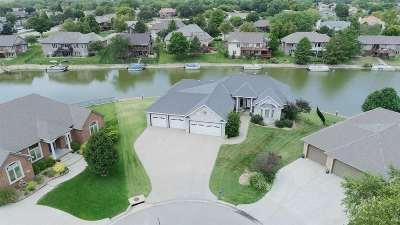 Wichita Single Family Home For Sale: 4929 N Sandkey Ct