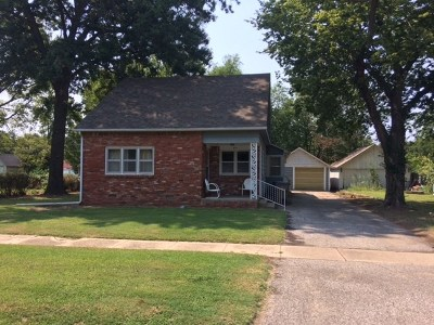Belle Plaine KS Single Family Home For Sale: $80,000