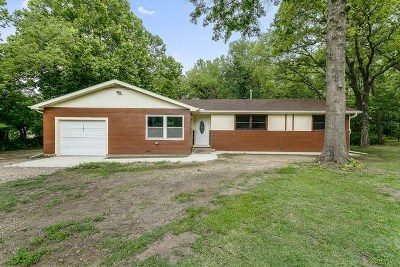 Mulvane Single Family Home For Sale: 11558 S Greenwich Rd