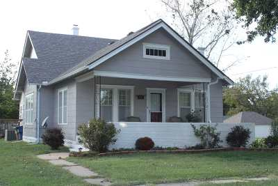 Clearwater Single Family Home For Sale: 151 N Prospect Ave