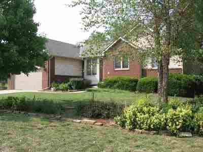 Goddard KS Single Family Home For Sale: $215,000