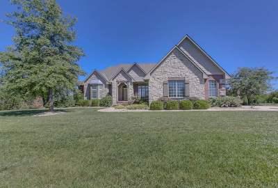Goddard KS Single Family Home For Sale: $685,000