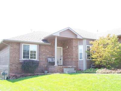 Mulvane Single Family Home For Sale: 925 E Saddle Run