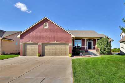 Haysville Single Family Home For Sale: 810 S Erin Ct