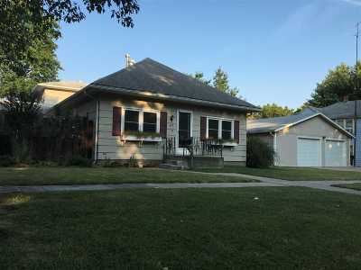 Arkansas City KS Single Family Home For Sale: $104,000