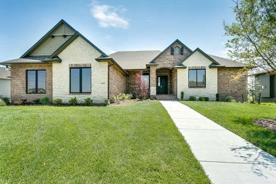 Wichita Single Family Home For Sale: 2908 N Curtis