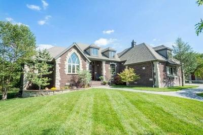 Wichita Single Family Home For Sale: 512 S Clear Creek Cir