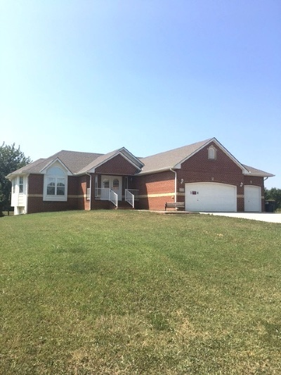 Haysville Single Family Home For Sale: 8445 S Kansas Cir