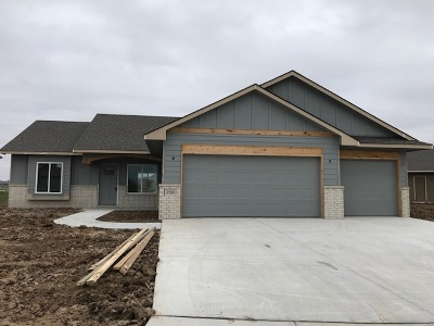 Andover KS Single Family Home For Sale: $159,550