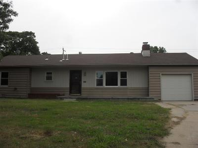 Arkansas City KS Single Family Home For Sale: $86,900