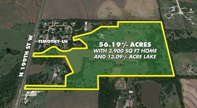 Goddard KS Single Family Home For Sale: $0