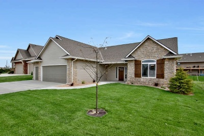 Derby Single Family Home For Sale: 1362 E Lookout Cir