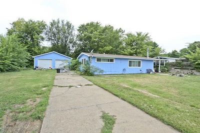 Derby Single Family Home For Sale: 733 N Woodlawn Blvd.