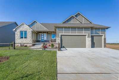Wichita Single Family Home For Sale: 3307 N Judith