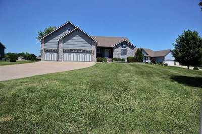 Winfield KS Single Family Home For Sale: $249,900