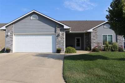 Wichita Single Family Home For Sale: 13206 W Nantucket