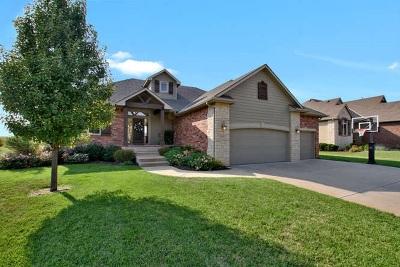 Wichita Single Family Home For Sale: 1521 N Terhune