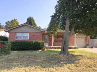 Haysville Single Family Home For Sale: 1109 W Grand Ave