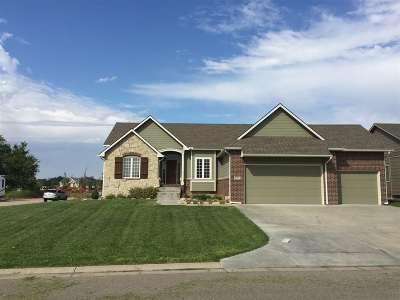 Wichita Single Family Home For Sale: 2501 N Graystone Cir
