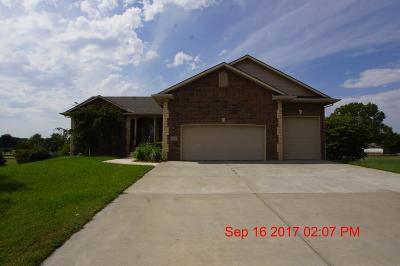 Haysville Single Family Home For Sale: 8439 S Ash Cir