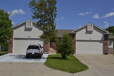 Andover Multi Family Home For Sale: 1422 N Glancey