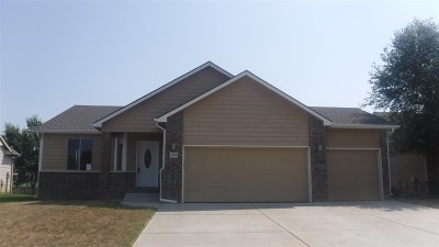 Wichita KS Single Family Home For Sale: $145,000