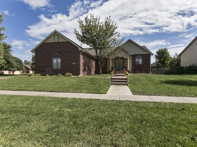 Wichita KS Single Family Home For Sale: $350,000