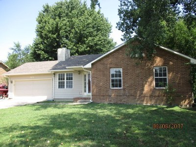 Augusta Single Family Home For Sale: 924 E Kelly